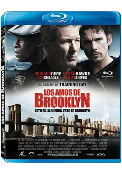 Los Amos De Brooklyn (Blu-Ray) (Brooklyn´s Finest)