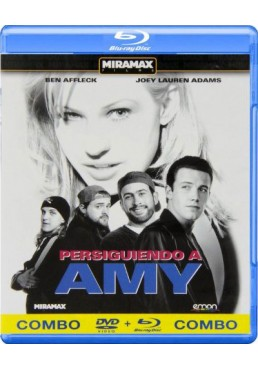 Persiguiendo A Amy (Blu-Ray + Dvd) (Chasing Amy)