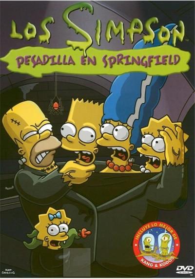 Los Simpson Pesadilla en Springfield
