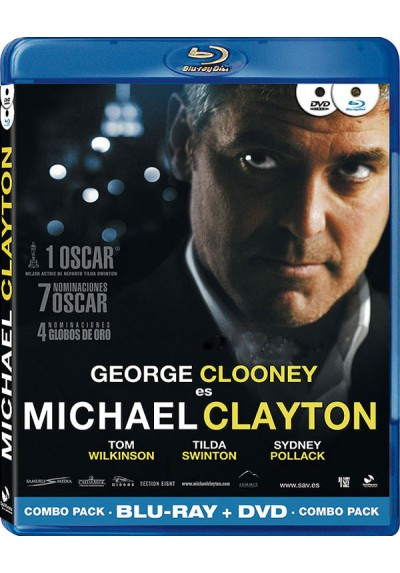 Michael Clayton (Blu-Ray + Dvd)