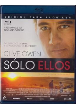 Solo Ellos (Blu-Ray) (The Boys Are Back)