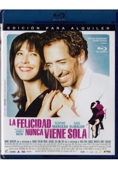 La Felicidad Nunca Viene Sola (Blu-Ray) (Un Bonheur N'Arrive Jamais Seul)