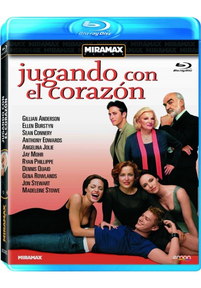 Jugando Con El Corazon (Blu-Ray) (Playing By Heart)