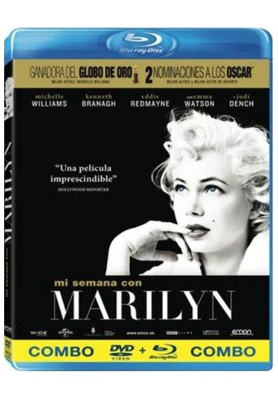 Mi Semana Con Marilyn (Blu-Ray + DVD) (My Week With Marilyn)