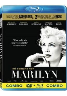Mi Semana Con Marilyn (Blu-Ray + DVD) (My Week With Marilyn)