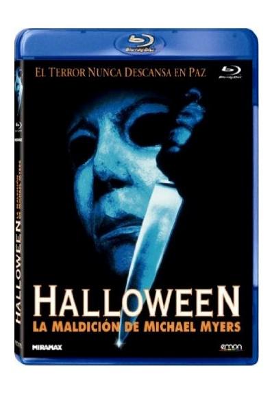 Halloween : La Maldicion De Michael Myers (Halloween: The Curse Of Michael Myers) (Blu-Ray)