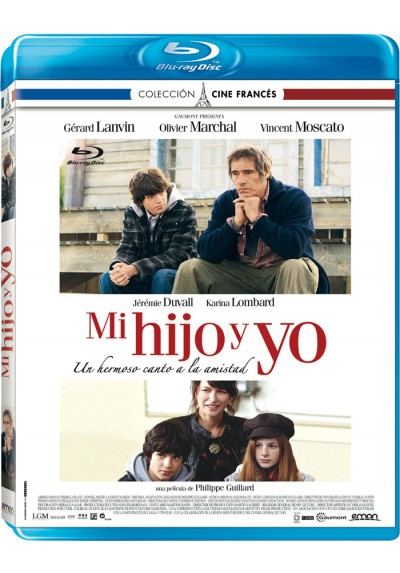 Mi Hijo Y Yo (Blu-Ray) (Le Fils A Jo)