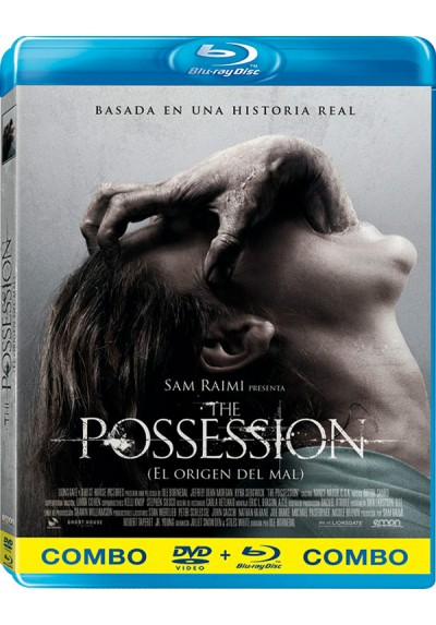 The Possession (El Origen Del Mal) (Blu-Ray + Dvd)