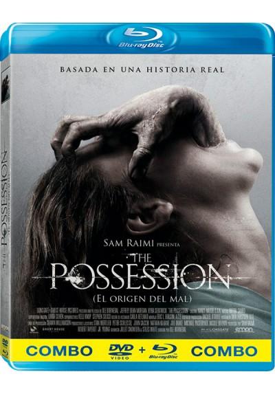 The Possession (El Origen Del Mal) (Blu-Ray + Dvd)