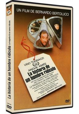 La Historia De Un Hombre Ridículo (V.O.S.) (Dvd-R) (La Tragedia Di Un Uomo Ridicolo)