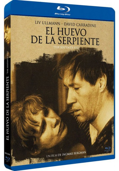 El Huevo De La Serpiente (Blu-Ray) (Bd-R) (The Serpent'S Egg)