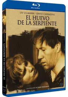El Huevo De La Serpiente (Blu-Ray) (Bd-R) (The Serpent'S Egg)