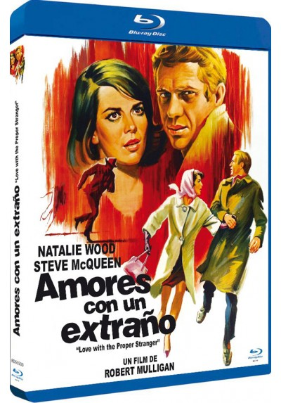 Amores Con Un Extraño (Blu-Ray) (Bd-R) (Love With The Proper Stranger)