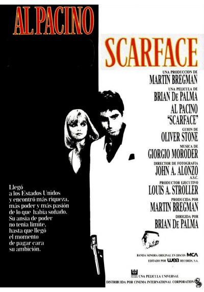 Scarface - El Precio del Poder (POSTER)
