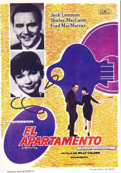 El Apartamento (POSTER)