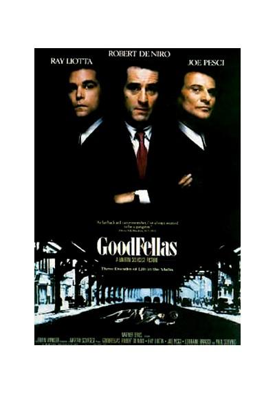 GoodFellas - Uno de los Nuestros (POSTER)