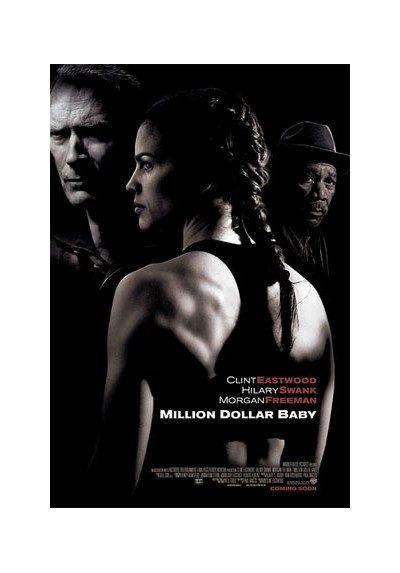 Million Dollar Baby (POSTER)