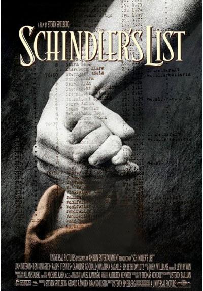 La Lista de Schindler (POSTER)
