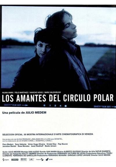 Los amantes del Círculo Polar (POSTER)