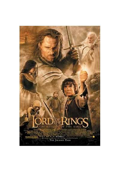 El Señor de los Anillos - El Retorno del Rey (POSTER)