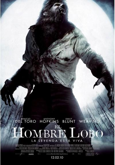 El Hombre Lobo (POSTER)