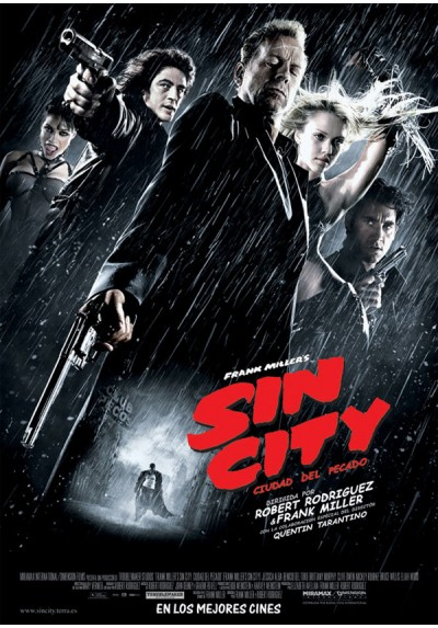 Sin City (POSTER)