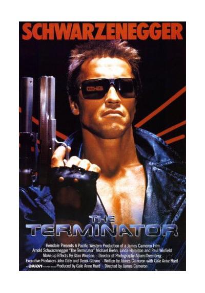 Terminator (POSTER)
