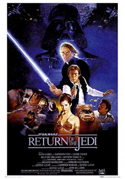 Star Wars - El Retorno del Jedi (POSTER)