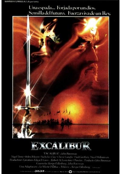 Excalibur (POSTER)