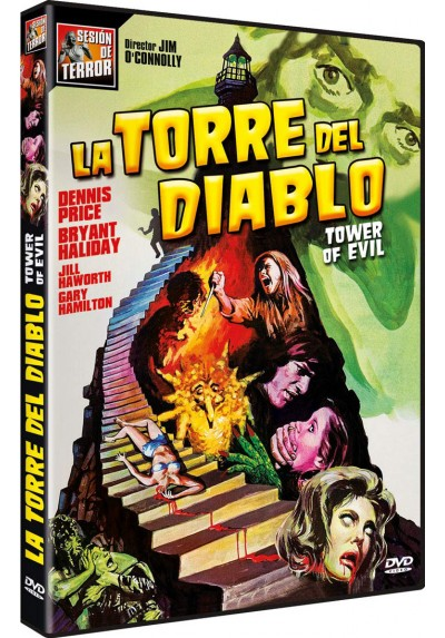 La Torre Del Diablo (Tower Of Evil)