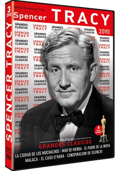 Pack Grandes Clásicos: Spencer Tracy