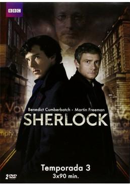 Sherlock - 3ª Temporada (Blu-Ray)