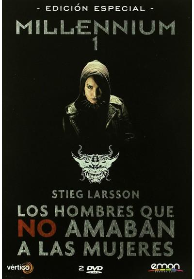 Millennium 1: Los Hombres Que No Amaban A Las Mujeres (Ed. Especial - Metálica) (Män Som Hatar Kvinnor)