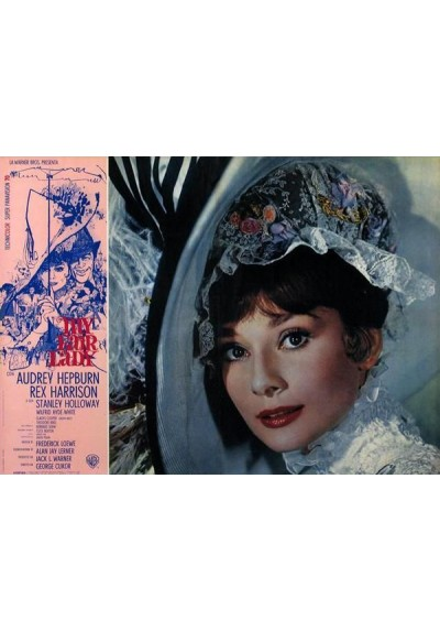 My Fair Lady (POSTER)