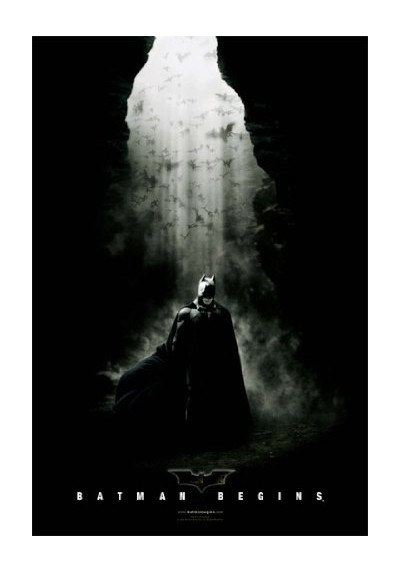 Batman Begins (POSTER)