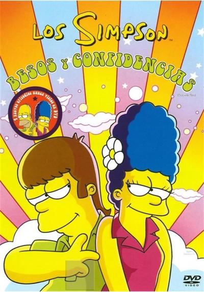 Los Simpson, Besos y Confidencias