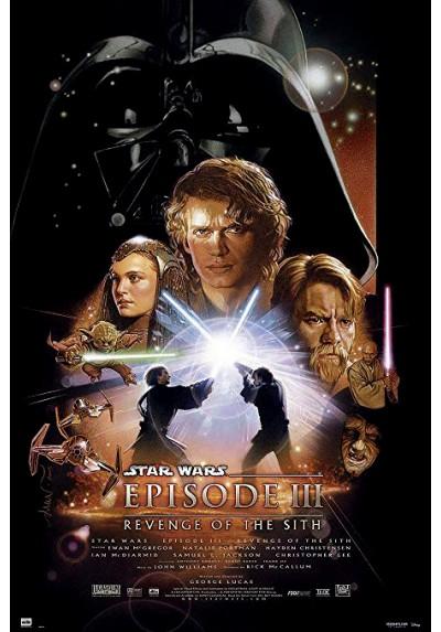 Star Wars - Episodio III - La Venganza de los Sith (POSTER)