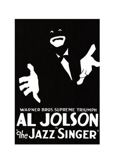 El Cantor de Jazz (POSTER)