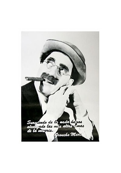 Groucho Marx (POSTER)