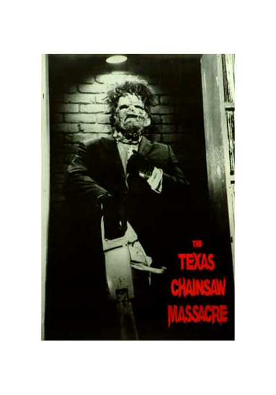 Leatherface - La Matanza de Texas (POSTER)