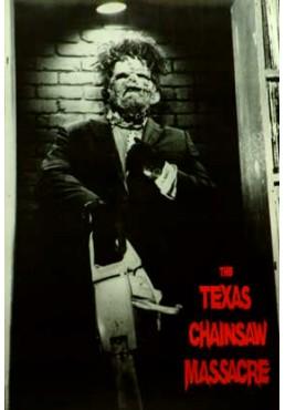 Leatherface - La Matanza de Texas (POSTER)