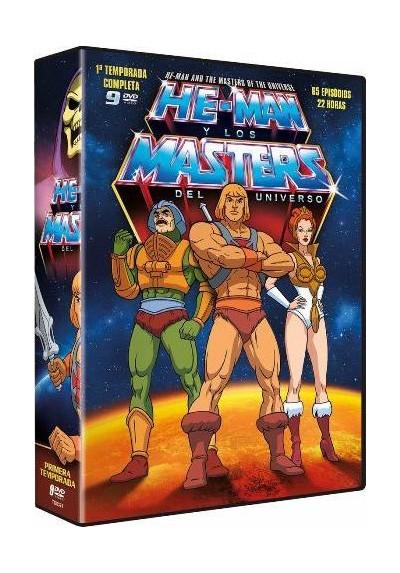 He-Man y los Masters del Universo Temporada 1