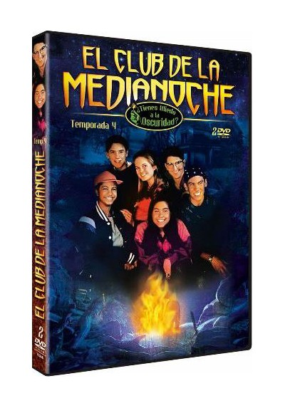 El Club De La Medianoche - 4ª Temporada (Are You Afraid Of The Dark?)