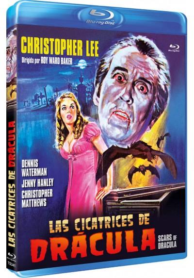 Las Cicatrices De Drácula (Blu-Ray) (Scars Of Dracula)