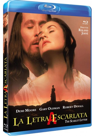La Letra Escarlata (Blu-Ray) (The Scarlet Letter)