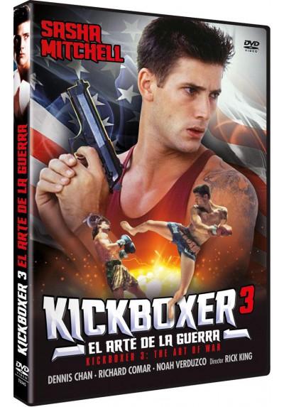 Kickboxer 3: El Arte De La Guerra (Kickboxer 3: The Art Of War)