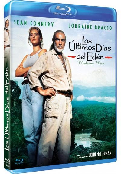 Los Últimos Días Del Eden (Blu-Ray) (Medicine Man)