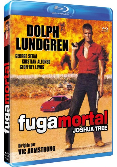 Fuga Mortal (Blu-Ray) (Joshua Tree)