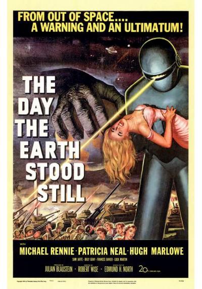 Ultimatum a la Tierra (POSTER)