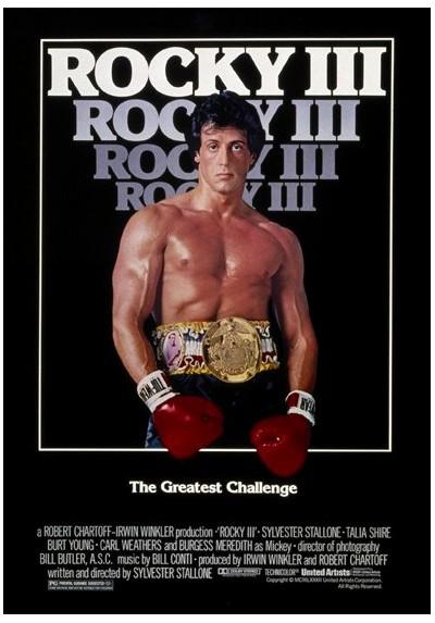 Rocky III (POSTER)